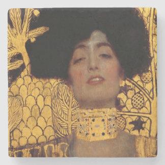 Gustavo Klimt Judith y el jefe de Holofernes Posavasos De Piedra