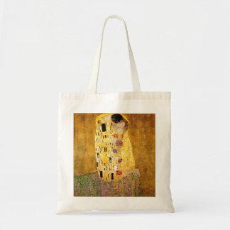 Gustavo Klimt la bolsa de asas del beso