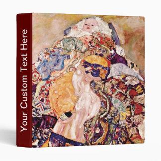 """Gustavo Klimt - la cuna del bebé - recién nacido Carpeta 1"""""""