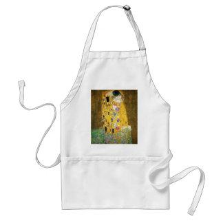 Gustavo Klimt la pintura de Nouveau del arte del Delantal