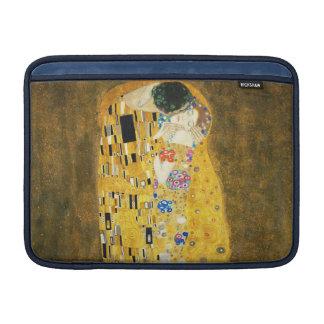 Gustavo Klimt la pintura de Nouveau del arte del Fundas MacBook