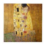 Gustavo Klimt la teja del beso