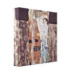 Gustavo Klimt - las tres edades de la mujer Impresión En Lienzo Estirada