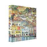 Gustavo Klimt - Malcena en el Gardasee Impresiones De Lienzo