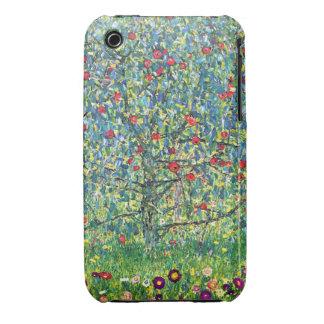 Gustavo Klimt: Manzano Case-Mate iPhone 3 Funda