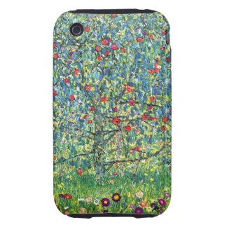 Gustavo Klimt: Manzano iPhone 3 Tough Carcasa