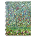 Gustavo Klimt: Manzano Libreta Espiral