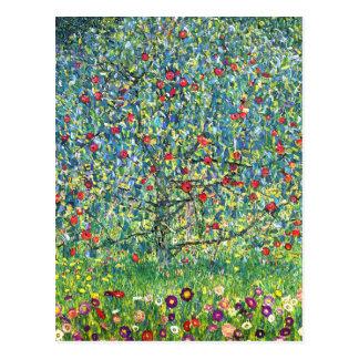 Gustavo Klimt: Manzano Postal