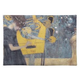 Gustavo Klimt //Musik Mantel