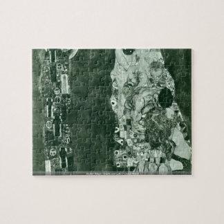 Gustavo Klimt - puzzl de la muerte y de la vida (e Rompecabeza Con Fotos