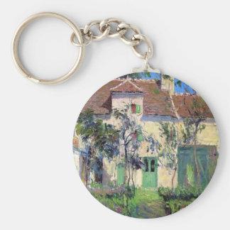 Gustavo Loiseau- el jardín detrás de la casa Llaveros Personalizados