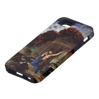 Gustavo Moreau- Orfeo en la tumba de Eurydice iPhone 5 Coberturas