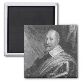 Gustavus Adolphus II  King of Sweden Refrigerator Magnet