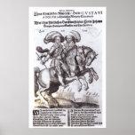 Gustavus Adolphus II y Gustavus Adolphus IV Posters