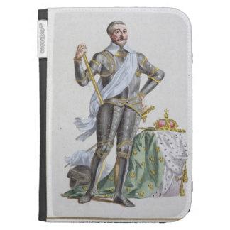 Gustavus IV Adolphus (1778-1837) King of Sweden fr Kindle Keyboard Covers