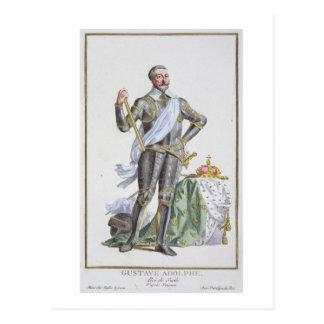 Gustavus IV Adolphus (1778-1837) King of Sweden fr Postcard