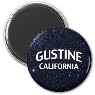 Gustine California Imán Redondo 5 Cm