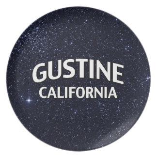 Gustine California Plato De Cena