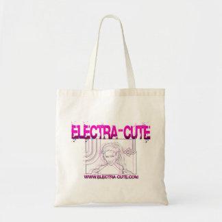 Gusto Electra-Lindo la bolsa de asas del golpe