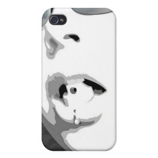 Gusto en arte iPhone 4 protector