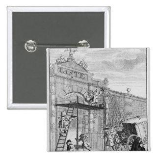 Gusto, o puerta de Burlington, 1732 Pins