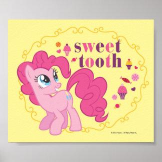 Gusto por lo dulce póster