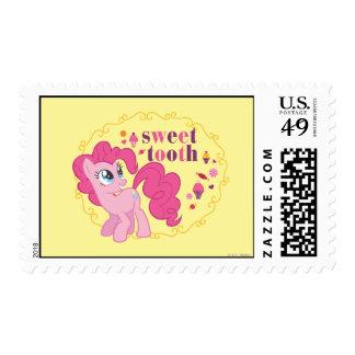 Gusto por lo dulce sellos