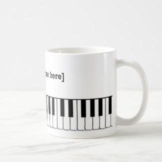 """""""Gusto taza de la música"""""""
