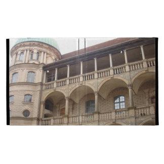 Gustrow Castle Germany iPad Case