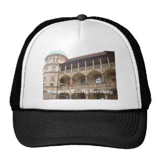 Gustrow Castle Germany Mesh Hat