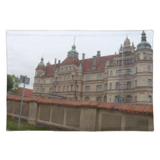 Gustrow Castle Germany Placemats