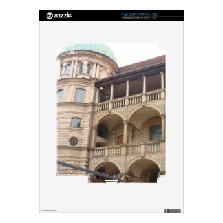 Gustrow Castle Germany Skin For The iPad 2