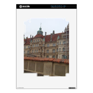 Gustrowschloss Germany Decal For iPad 2