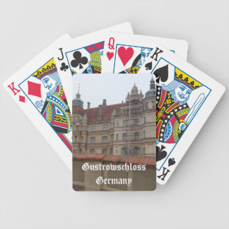 Gustrowschloss Germany Deck Of Cards