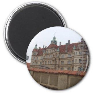 Gustrowschloss Germany Magnet