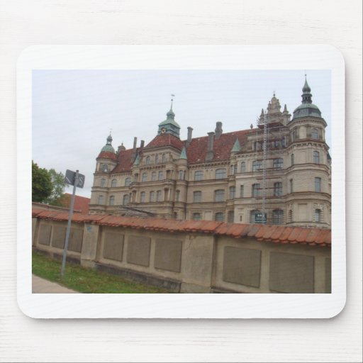 Gustrowschloss Germany Mouse Pad