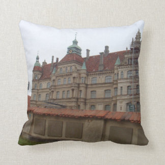 Gustrowschloss Germany Pillow