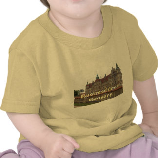 Gustrowschloss Germany Tee Shirts