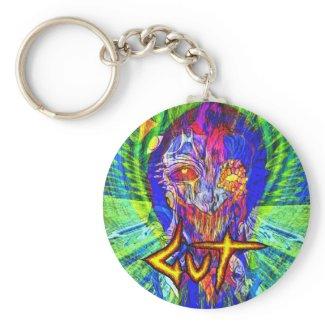GuT Akral Apkallah Keychain