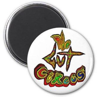 GuT Circus Logo Magnet