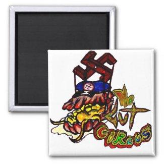 GuT Circus MuSSel Magnet