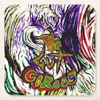 GuT Circus Psilocyber Coasters