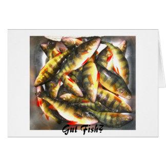 Gut Fish? Card