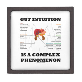 Gut Intuition Is A Complex Phenomenon Endocrine Gift Box