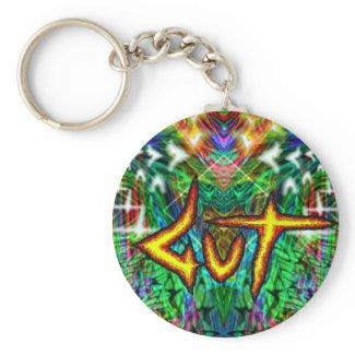 GuT Ogrelazer Keychain