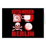 GUTEN MORGEN BERLÍN FELICITACIONES