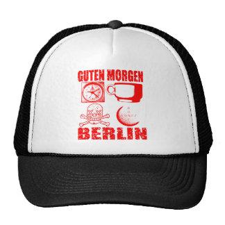 GUTEN MORGEN BERLIN HAT