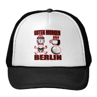 GUTEN MORGEN BERLIN II TRUCKER HATS