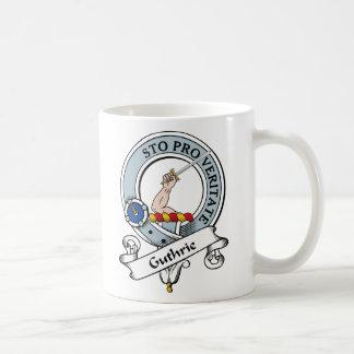 Guthrie Clan Badge Mugs
