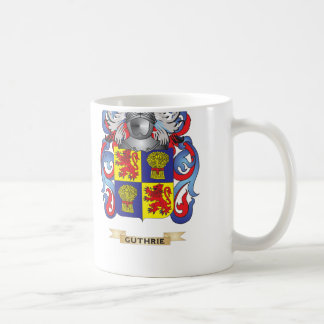 Guthrie Coat of Arms (Family Crest) Coffee Mug